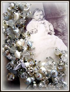 ❥ Treasures Bracelet by Diana Frey, via Flickr