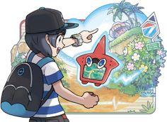 Pokémon Sun & Moon - The Rotom Pokédex