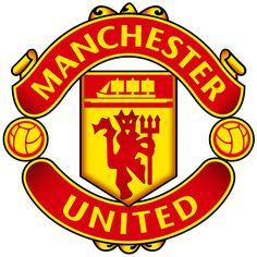 Manchester United logo. Go Reds!