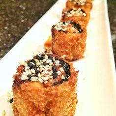 @Regrann from @soy_restaurant -  Involtino d'alga e gamberi.   Roll seaweed and shrimp.  Seguite   Follow: @soy_restaurant  #italia #italy #milano #milan #igersmilano #milanocity #milanocityofficial #milanocityufficiale #milanodavedere #japanese #japanesefood #asian #asianfood #allyoucaneat #ayce #sushi #sushitime #sushilover #sushilovers #sushiporn #foodporn #_food_repost #foodies #foodpic #foodpics #foodphotography #instafood #consigliounposto #gamberi #sushiando by _food_repost