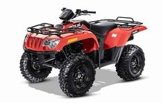 New 2017 Arctic Cat 500 ATVs For Sale in Massachusetts. 500 H1 4-Stroke Engine with EFI: The 500 is an industry favorite for a reason. The 443cc, SOHC, liquid-cooled single-cylinder engine delivers smooth, consistent acceleration. Electronic fuel injection enables a wide torque curve and effortless power delivery by constantly tuning the engine for any temperature, elevation and humidity changes.