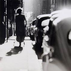Mark Strizic - Flinders Lane, 1967.