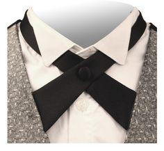 Men's Deluxe Continental Cross Tie -$19.95 - SteamPunk Men's