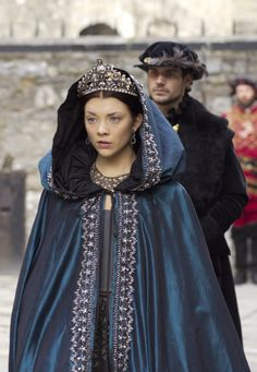 The Enchanted Garden — Natalie Dormer as Anne Boleyn in The Tudors...