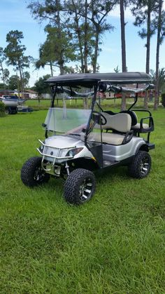 2015 Yamaha Golf Cart