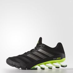 newest 2bad8 2f808 adidas Springblade Shoes - Black   adidas US Adidas Shoes Women, Adidas  Sneakers, Workout