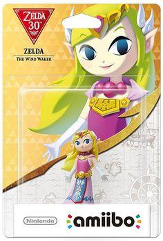 Amiibo Zelda (The Legend of Zelda : The Wind Waker) - WII U - Acheter vendre sur Référence Gaming