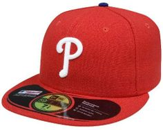 MLB Philadelphia Phillies Authentic On Field Game 59FIFTY Cap 64e8f4630ac9