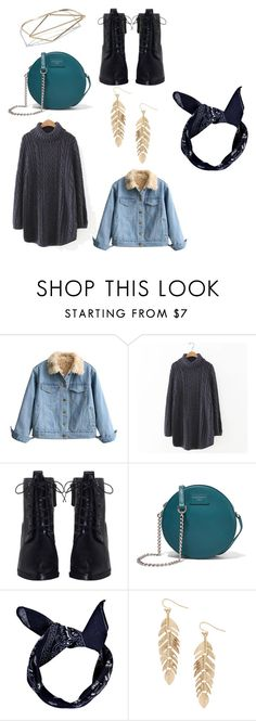 """""""Sem título #1007"""" by leticiahubner ❤ liked on Polyvore featuring Zimmermann, Dolce&Gabbana, Boohoo and Humble Chic"""