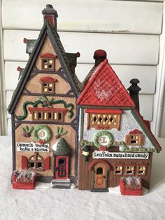 Excited to share the latest addition to my shop: Department 56 North Pole Series Obbie's Books & Letrinka's Candy Singles Holidays, Department 56, Candy Boxes, North Pole, Favorite Holiday, Really Cool Stuff, Christmas Ornaments, Christmas Villages, Xmas