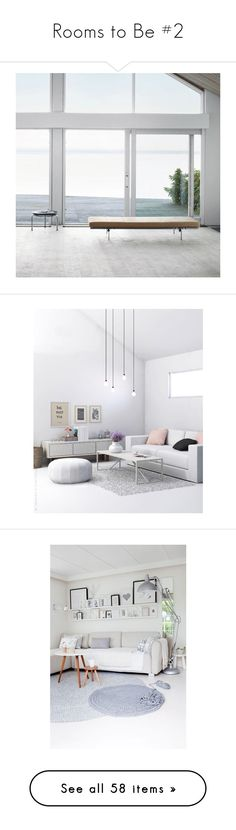 """Rooms to Be #2"" by dezaval ❤ liked on Polyvore featuring rooms, empty rooms, backgrounds, furniture, house, architecture, room, home, interior and sofas"