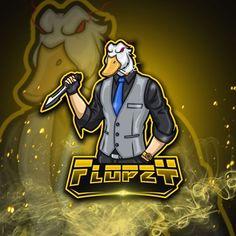 Mascot Design, Logo Design, Greek Titans, Esports Logo, Twitch Tv, Badass, Squad, Profile, Link