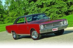 1967 Dodge Dart GT 383 Dodge Dart Gt, Plymouth Valiant, Us Cars, American Muscle Cars, Car And Driver, Dodge Charger, Chevrolet Camaro, Mopar, Cool Cars