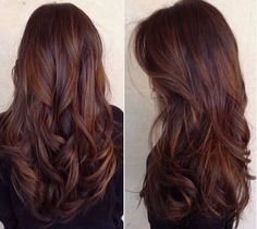 Trendy hair color ideas for brunettes auburn red highlights Ideas Hair Color Auburn, Hair Color Highlights, Brown Hair Colors, Auburn Highlights, Fall Highlights, Auburn Red, Brunette Highlights, Brown Blonde Hair, Brunette Hair