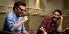 Jemaine Clement and Taika Waititi took an instant dislike to each other but then decided to make a vampire film. Photo / Sarah Ivey