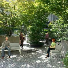 Interior park design