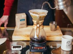 New blog post sharing several great ways to make coffee. It might give you some inspiration for a gift for that coffee aficionado you know.  Link in profile. Photo cred @stumptowncoffee  #coffee #chemex #aeropress #moka