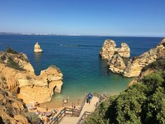 Travel / Portugal, Algarve, Europe WITH kiddos / toddlers / babies / kids! You can do it!