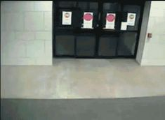 This is the video of car driving through Wichita KS City Hall Building. Found as #2 on 25 Epic Fail list.