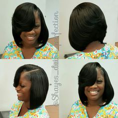 •. QUICK WEAVE BOB •   IG: Shayes_dvine_perfection FB: Shaye Watson-Watson | Shaye's D'vine Perfection  Text (817)714-8362 to book include; Name,  service, and desired time.  View prices:  www.Styleseat.com/shalandawilliams2
