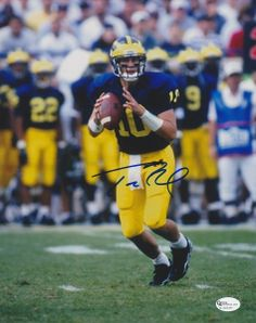 AAA Sports Memorabilia LLC - Tom Brady Autographed Michigan Wolverines 8x10 Photo, #michiganwolverines #wolverines #tombrady #autographed #ncaa #sportscollectibles #autographed $374.99 (http://www.aaasportsmemorabilia.com/collegiate/tom-brady-autographed-michigan-wolverines-8x10-photo/)