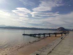 Hoy hemos disfrutado de un bonito día primaveral en #Santoña  #turismosantoña #santoñateespera