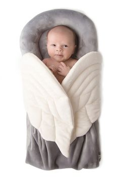 Angels On My Pillow™ 'New Classic Wrapaboo™' Wing Shaped Baby Wrap