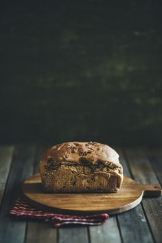 Fig and Walnut Bread (Souvlaki For The Soul)