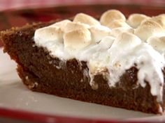 Coffee S'More Pie Recipe : Had at a relative's house, they made it without the liquor.  It was so good, want to try and make it myself!