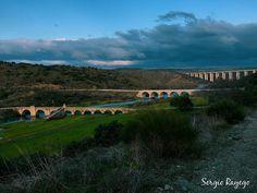 #Puentes del #Almonte. Gran foto de mi colega sergiorayego. #lascarreterasdeExtremadura
