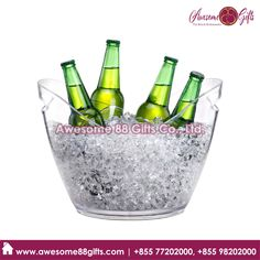 Printing on Ice Buckets in Cambodia Ice Buckets, Cool Items, Best Gifts, Awesome, Prints, Cambodia, Garden, Retail, Ebay