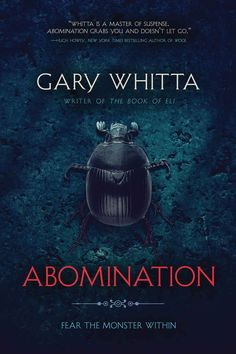 Just in... Abomination by Ga... and selling fast! http://www.pwrplaysonlinepalace.com/products/abomination-by-gary-whitta?utm_campaign=social_autopilot&utm_source=pin&utm_medium=pin