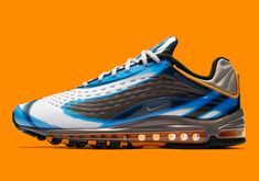Nike Prepares to Rerelease the Classic Air Max Deluxe  Another old-school Air  Max variant. 119746b40