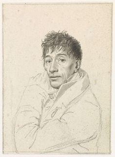 Anonymous | Portret van Antonie van den Bosch, Anonymous, c. 1800 - c. 1850 |