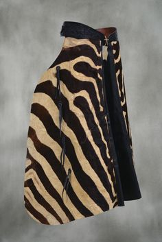 Harry Carey's Personal Bohlin Zebra Chaps