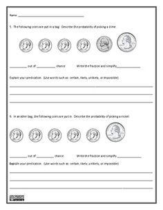 probability worksheets using a spinner math aids com pinterest ideas and worksheets. Black Bedroom Furniture Sets. Home Design Ideas