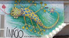 Mural  30m x 5m  Ludo-Almancil  www.inacio.com.pt