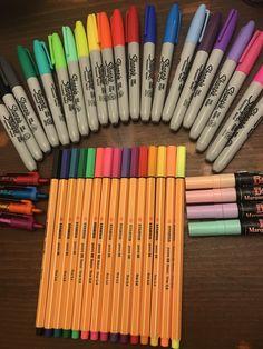 Bullet Journal Markers, Art Supplies