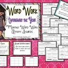 great little packet for small group instruction or word work center!
