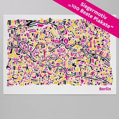1000 images about vianina stadtposter on pinterest city maps maps posters and hamburg. Black Bedroom Furniture Sets. Home Design Ideas