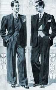 vintage suits for men from the 1930s Fashion, Vintage Fashion, Mens Fashion, Formal Fashion, Fashion 2015, Suit Fashion, Cheap Fashion, Fashion Clothes, High Fashion