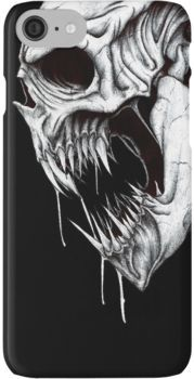Grim Reaper iPhone 7 Cases