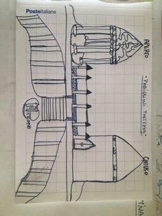 Il disegno del Palazzo Reale degli Alqua  http://scripty79.wordpress.com/2014/03/11/aelven-saga-e-la-collaborazione-digitale-di-paolab/