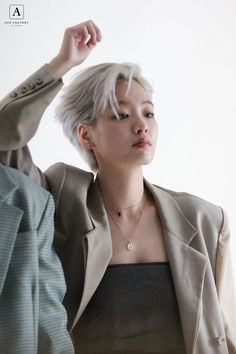 Girl Short Hair, Short Hair Cuts, Short Hair Styles, Dyed Hair Purple, Dyed Hair Pastel, Tomboy Hairstyles, Pixie Hairstyles, Korean Short Hair, Korean Girl