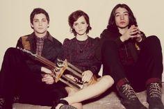 The Perks of being Wallflowers - Emma,Ezra, Logan