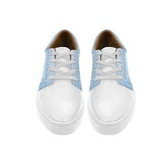 Lace Up Womens Shoes swirls zentangle Womens Leather Fashion Sneakers * Be sure to check out this awesome product.(This is an Amazon affiliate link)