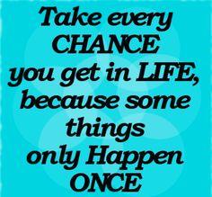 Reflexiones: chance....