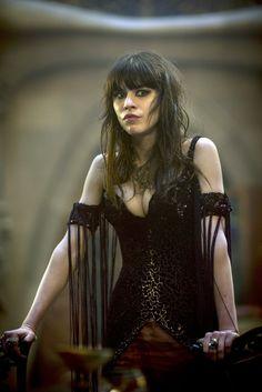 "EMERALD CITY -- ""Beautiful Wickedness"" Episode 106 -- Pictured: Ana Ularu as West -- (Photo by: David Lukacs/NBC)"