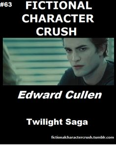 Not gonna lie, I'm team Edward. As much as I like Twilight though, I also enjoy making fun of it. Honestly, who doesn't?
