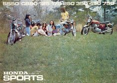 1970_HONDA CB750Four K0 +range brochure.JAPAN_01 Honda Cb750, Honda Motorcycles, Cars And Motorcycles, Honda Motors, Motorcycle Posters, Brochures, Dolores Park, Range, Bike
